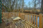 Smoky Mountain 2 Bedroom Cabin on the River