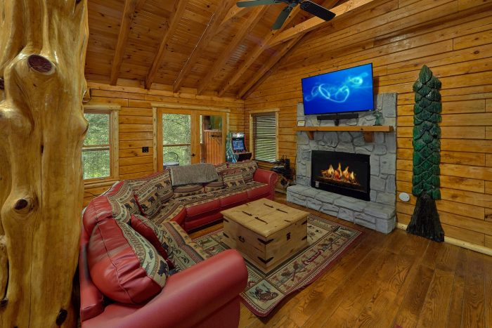 2 bBedroom Cabin Sleeps 6 with Outside Space - River Edge
