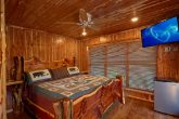 7 Bedroom cabin with 4 King bedrooms