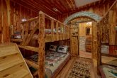 Cabin on the River with Queen Bunk Beds