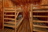 River Cabin with 2 sets of Twin Bunk Beds