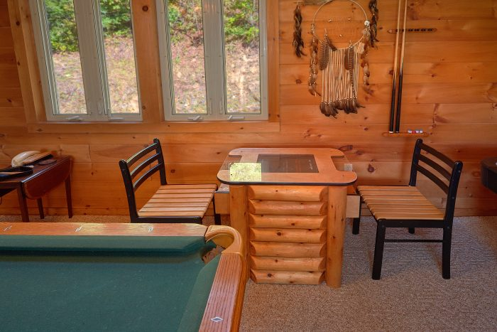 3 Bedroom Cabin with Arcade Video Games - River Paradise