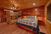 3 Bedroom cabin on the river that sleeps 16