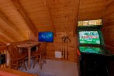 River Cabin with Hunting Arcade Game