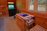 Luxury Cabin on the River with 3 Arcade Games