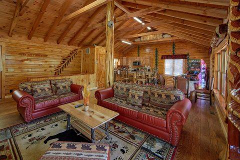 Spacious 2 Bedroom Cabin on the water - River Pleasures