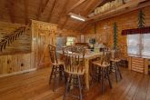 2 Bedroom Cabin on the River with Dining Room
