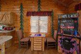 2 Bedroom Cabin with Arcade Games