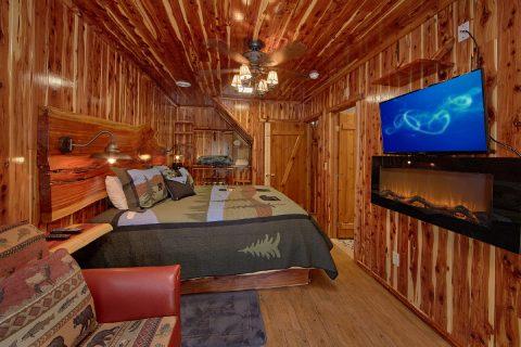 Riverside 2 Bedroom Cabin with 2 King beds - River Pleasures