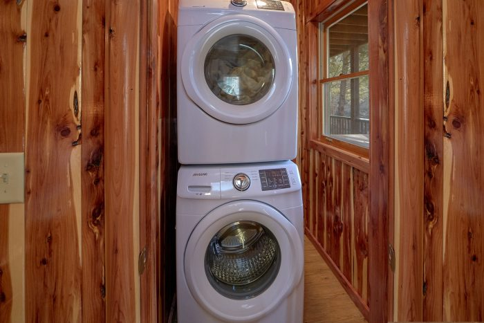 2 bedroom Cabin with new washer and Dryer - River Pleasures
