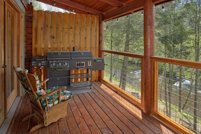 River Views 2 Bedroom Cabin - River Pleasures