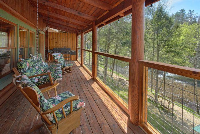 On The River 2 Bedroom Cabin - River Pleasures