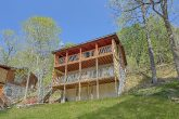 2 Story 2 Bedroom Cabin On The River