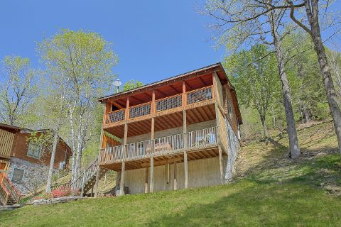 2 Story 2 Bedroom Cabin On The River - River Pleasures