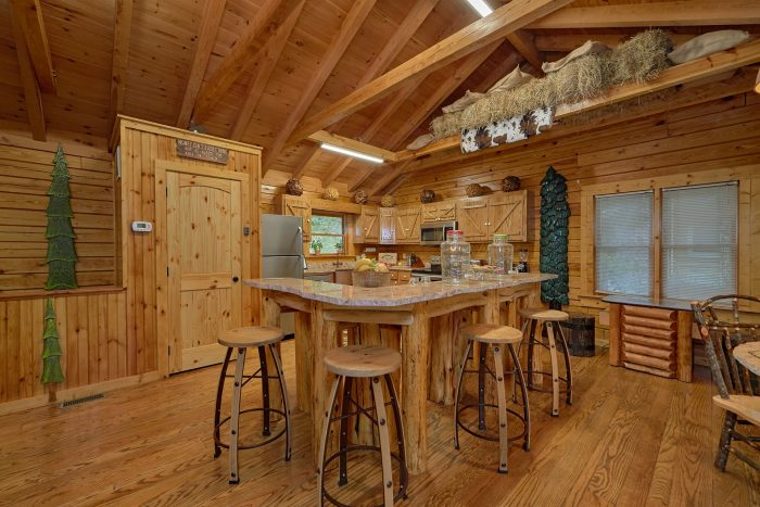 Premium 2 bedroom cabin with luxury kitchen - River Retreat