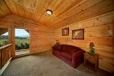 Cabin with Couch in Loft