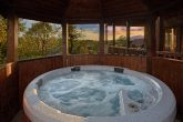 7 Bedroom Luxury Cabin with Hot Tub and Gazebo