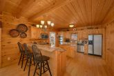 Spacious Cabin with a Large Furnished Kitchen