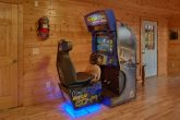 Premium Cabin with Pool Table and Arcade Games