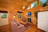Premium 1 Bedroom Cabin with Cozy Fireplace