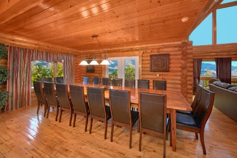 Spacious 6 Bedroom Cabin with Luxury Furniture - Royal Vista