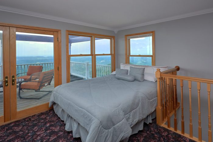 1 Bedroom Cabin for 7 that has Mountain VIews - Ruby's Cliffside
