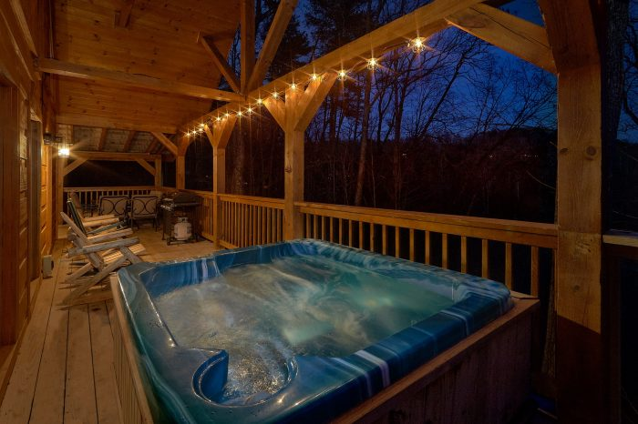 Running Creek Cabin Rental Photo