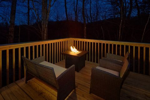2 bedroom cabin with a Fire Pit - Running Creek