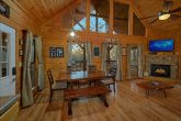 Cabin with Dining room for 6 guests