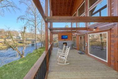 Cabin Rentals on the Pigeon Forge Parkway, Smoky Mountains