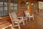 Premium 3 Bedroom Cabin Sleeps 8