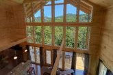 Floor To Ceiling Windows 2 Bedroom Cabin