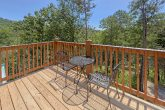 Deck Views 2 Bedroom Cabin Indoor Pool