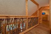Private 2 story 3 bedroom cabin with loft area