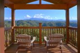 Mountain Views from Balcony off King Bedroom