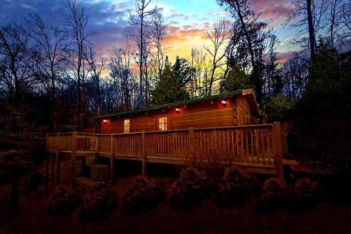 cheap cabins in pigeon forge secret rendezvous