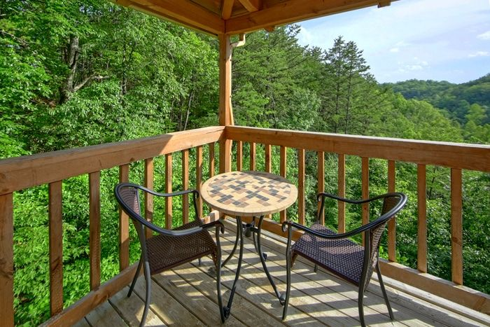 1 Bedroom Cabin with Views of the Smokies - Serenity Ridge