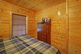 Bedroom with Dresser