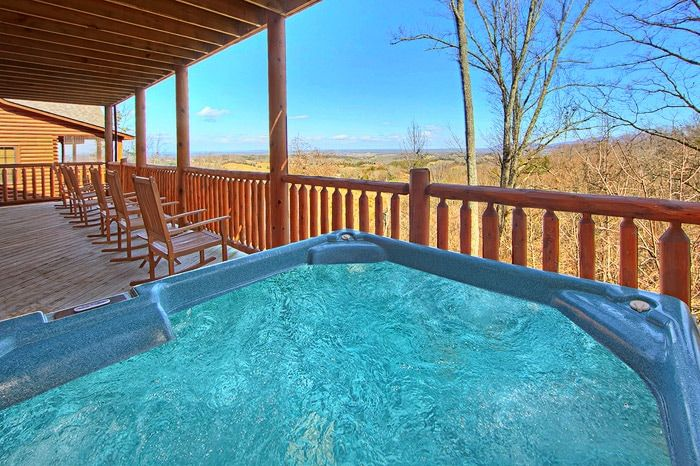 Hot Tub with Views - Shakonohey