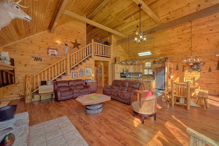 Wears Valley Cabin Sleeps 12 Spectacular Views - Simply Incredible