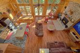 3 Bedroom Cabin Sleeps 12 Large Space