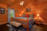 Resort Cabin with King Master Suite