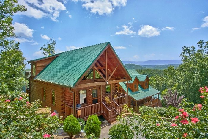 Simply the Smokies Cabin Rental Photo