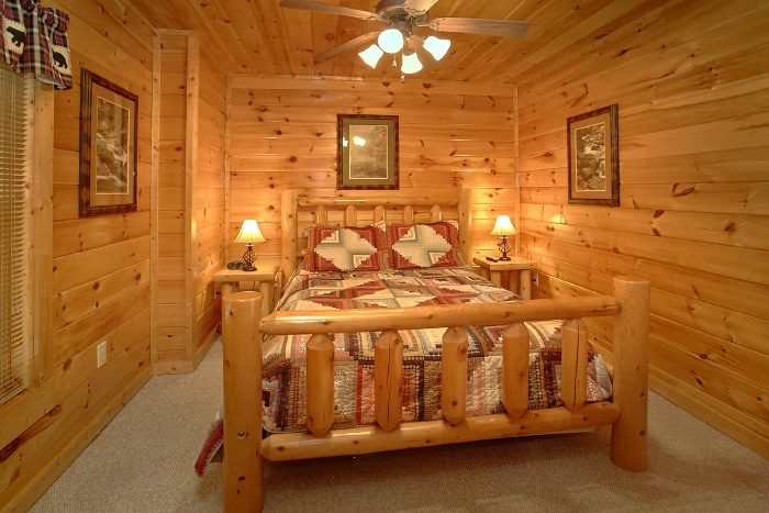 Luxury Cabin with 4 Private Bedrooms - Simply the Smokies