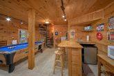 3 Bedroom Gatlinburg Cabin with Wet Bar