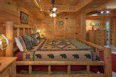 3 Bedroom Chalet Village Master Bedroom