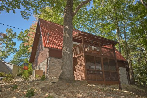 Comfortable 3 Bedroom Chalet in Gatlinburg - Skiing With The Bears