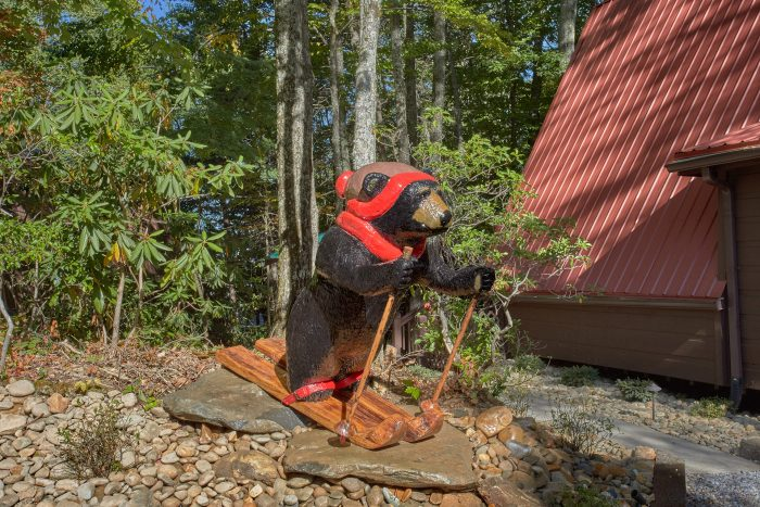Skiing With The Bears - Skiing With The Bears