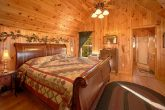 Honeymoon Cabin with King Master Suite