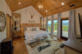 Main Floor Master Suite Gatlinburg Luxurious